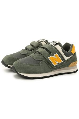 Кроссовки 574 Hook and Loop New Balance