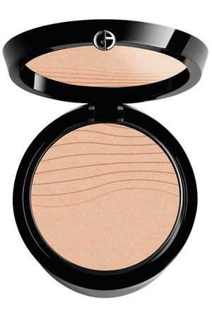 Компактная пудра Luminous Silk Glow Fusion Powder, 2 Giorgio Armani