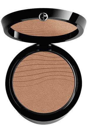 Компактная пудра Luminous Silk Glow Fusion Powder, 7 Giorgio Armani