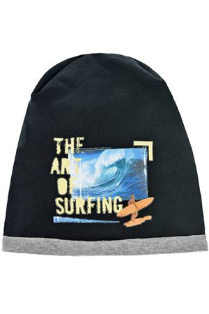 "Шапка с принтом ""THE ART OF SURFING"" MaxiMo детская"