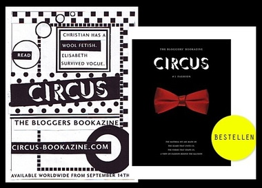 CIRCUS bookazine. CIRCUS Fashion