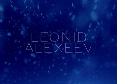 Leonid Alexeev Homme fall-winter 2010