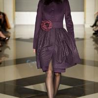 Коллекция пальто Ekaterina Smolina осень-зима 2010/11. Дизайнер Екатерина