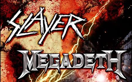 """ДС  """"Юбилейный """".  Половина знаменитой  """"металлической четверки """" (Slayer, Megadeth, Anthrax, Metallica) приедет в..."""