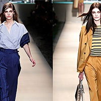 Показ Trussardi 1911 на Elle Fashion Days