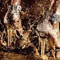 Юбилей Jimmy Choo в Москве