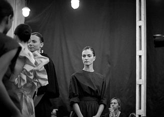 Nina Donis SS 2012. Cycles & Seasons by MasterCard VI. Backstage