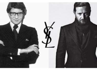 Юбилей марки Yves Saint Laurent