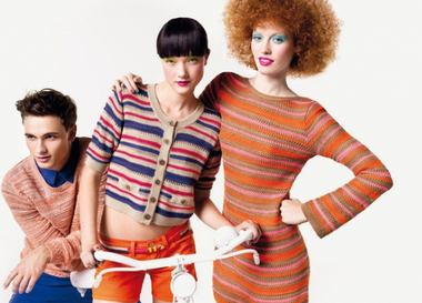 United Colors of Benetton. Коллекция весна-лето 2012