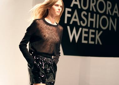 Пятый сезон Aurora Fashion Week