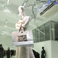White Night Shopping в Петербурге