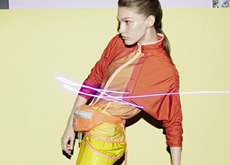 Organica magazine. Коллекция adidas by Stella McCartney