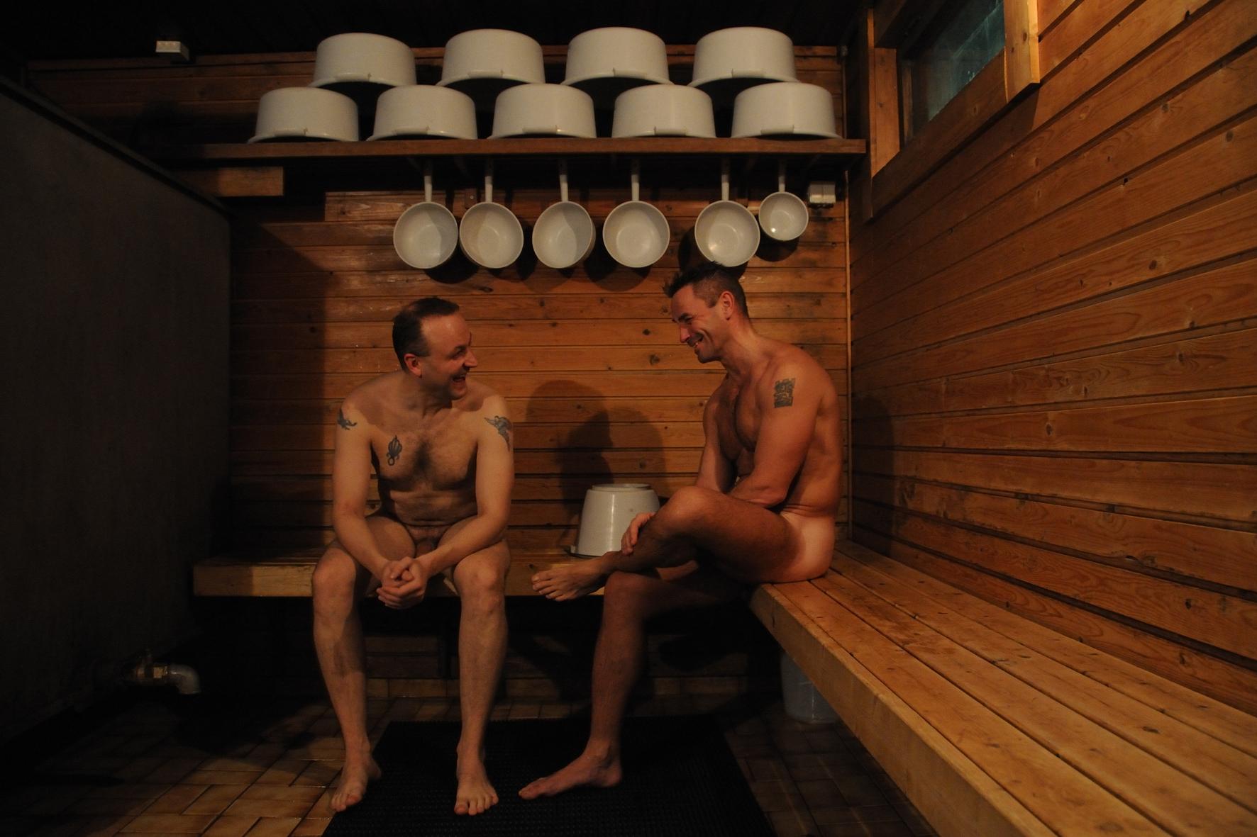 Голые в бане Порно фото в бане