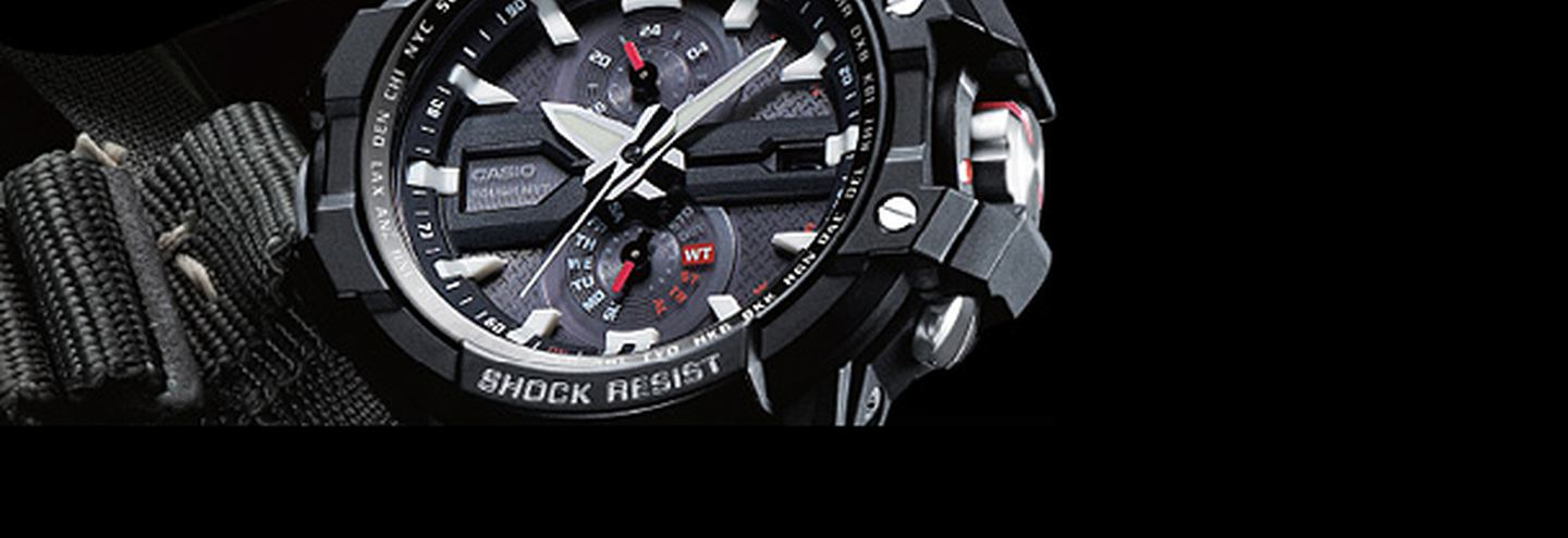 Часы Casio G-Shock в интернет-магазине Proskater.ru