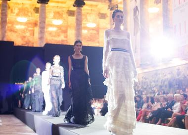 Подробности Elle Fashion Days Alberta Ferretti