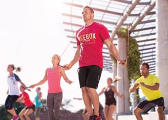 Спортивная программа Reebok Fitness Weekends
