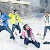 Коллекция adidas NEO- это взрыв цвета среди холодных зимних дней.