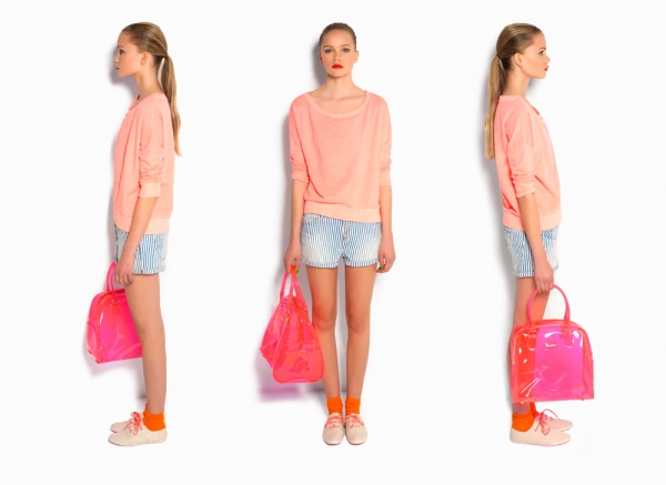 одежда в формате street style