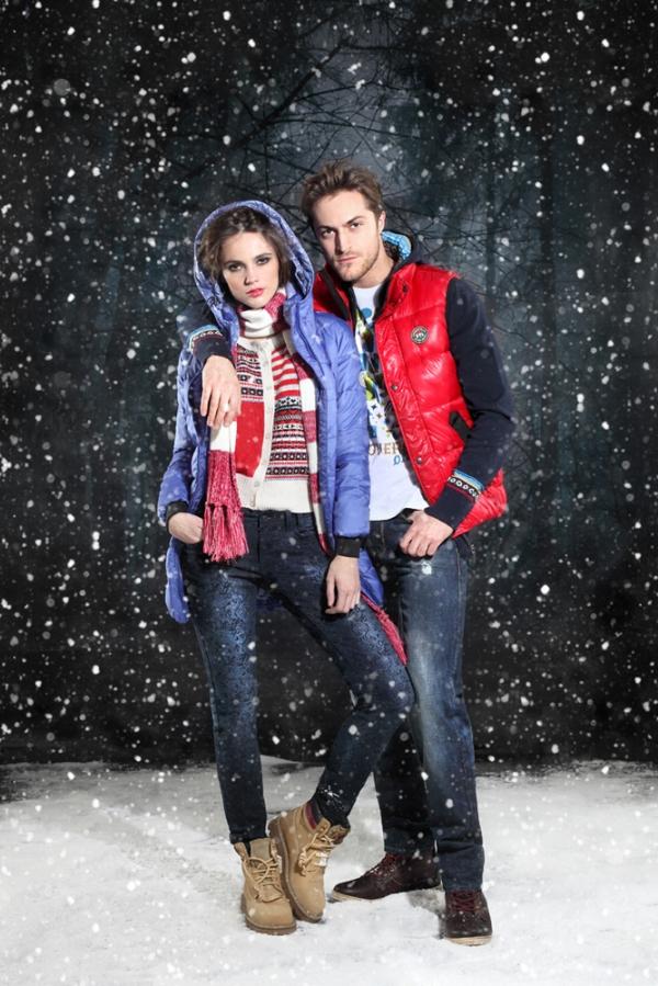 Модные пуховики зима Москва