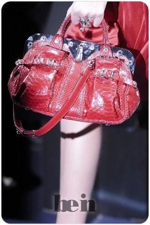 Versace Сумки из коллекции Осень-зима 2010.  6/16.