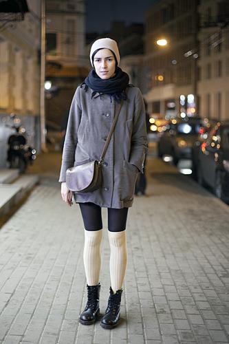 Street Fashion (2012).  Уличная мода Санкт-Петербурга и Москвы.