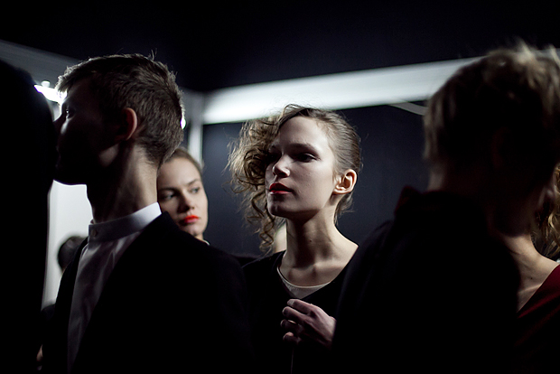 Alexander Terekhov. Atelier Moscow. Backstage