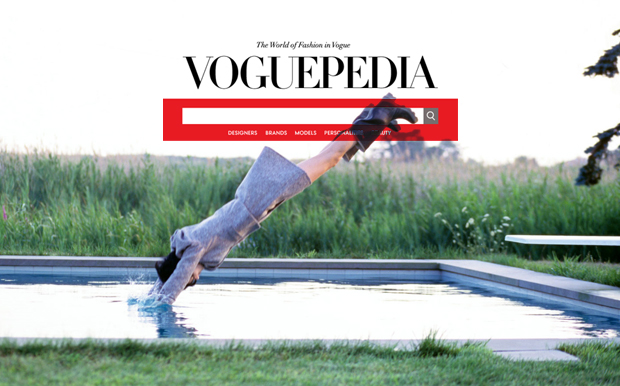 Энциклопедия Vogue. Voguepedia