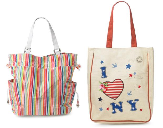 Пляжные сумки. Где купить пляжные сумки. Лето 2011 - www.be-in.ru 51968707a1d