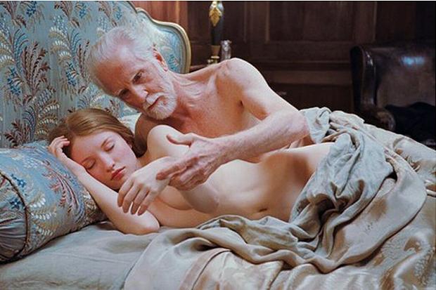 Голая спящая красавица фото 47126 фотография