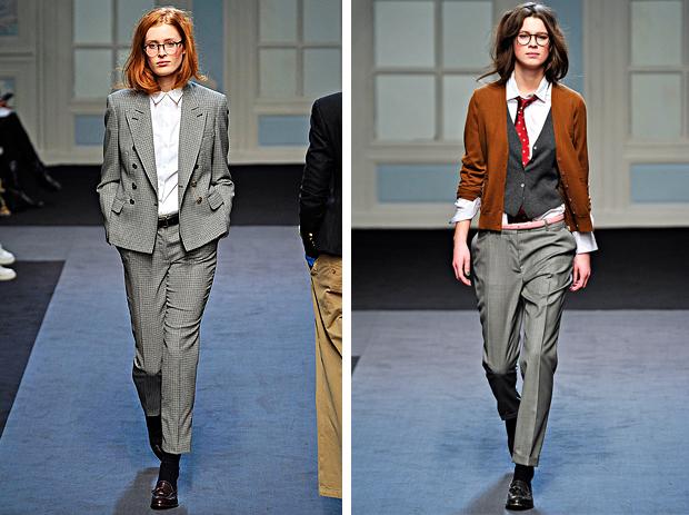 Тенденции моды 2012: брюки возвращаются