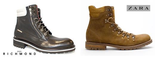 Осенняя Обувь Мужская
