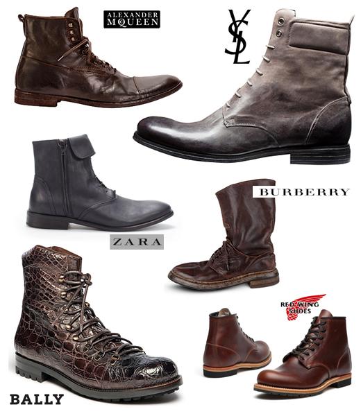 Купить ботинки мужские маскотте