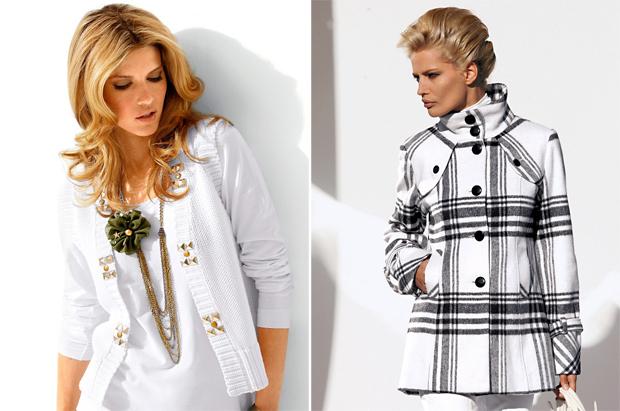 В интернет-магазине WENZ появилась коллекция женской одежды весна-лето...