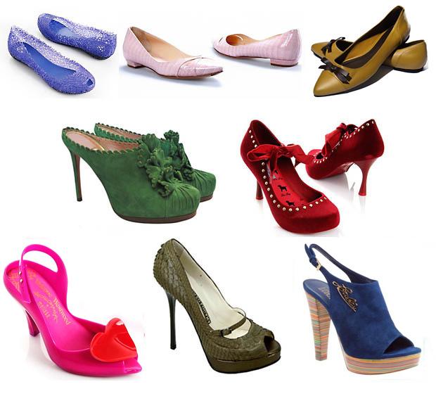 Картинки обувь женская и детская