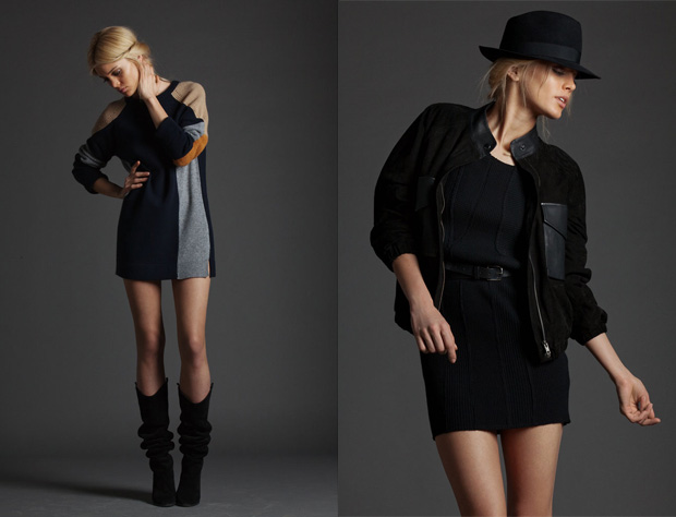 трикотажные платья фото. описание фотографии: трикотажные платья 2012...
