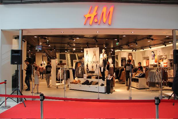 Новый магазин h m в санкт петербурге be