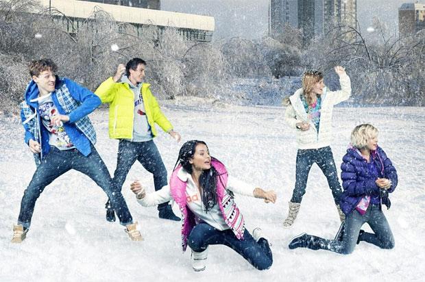 Описание: Зимние куртки Adidas NEO