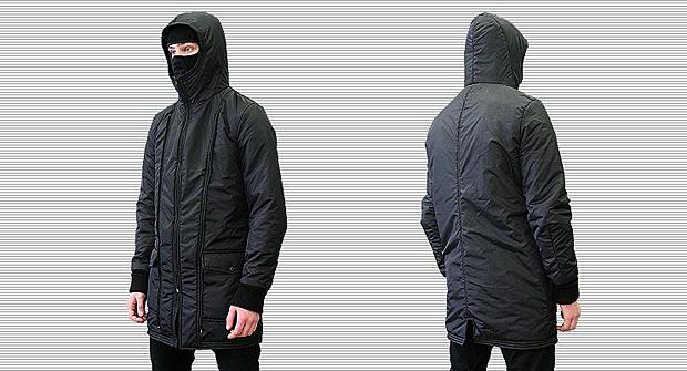 Зимние мужские куртки интернет