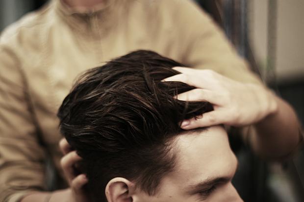 Как сделать красивую укладку на короткие волосы мужские