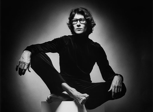 выставка Yves Saint Laurent. Retrospective. Весна-лето 2010
