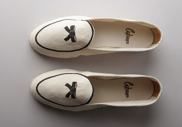 Обувь на джутовой подошве
