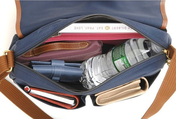 Сумка Longchamp Messenger bag.