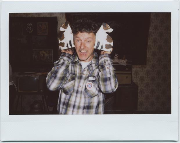 Режиссёр Мишель Гондри. Фото: Алёна Чендлер для be-in.ru