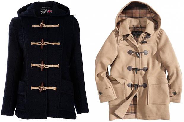 Дафлкот Gloverall, Barbour