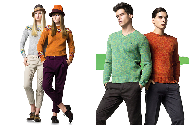 Одежда United Colours of Benetton