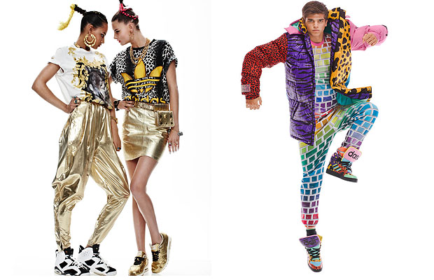 Jeremy Scott X Adidas Originals ss-13