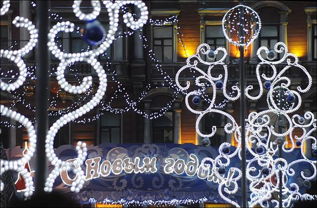 Рождественская ярмарка на площади Островского