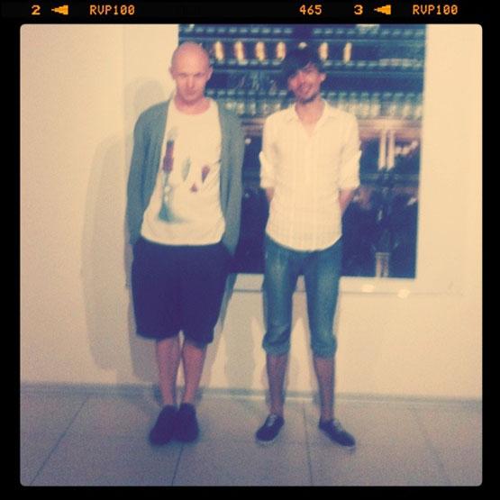 Школа стилистов GOSH в гостях у галереи Anna Nova