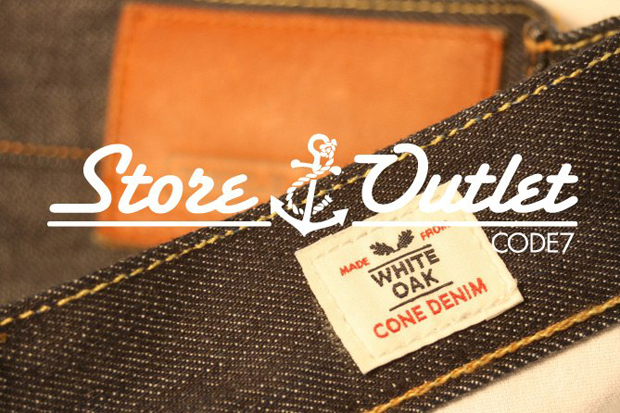 Открытие Store&Outlet by Code7 в Петербруге: Cheap Monday, Red Wings, Eastpak, Fidelity Sportswear
