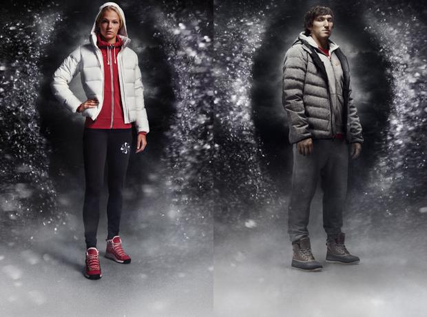 1e2e2998 Зимняя коллекция одежды Nike Sportswear HO'12 - www.be-in.ru